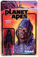 "Super7 Planet Of The Apes General Ursus ReAction Figure 3.75"""