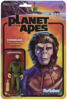 "Super7 Planet Of The Apes Cornelius ReAction Figure 3.75"""