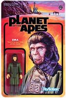 "Super7 Planet Of The Apes Zira ReAction Figure 3.75"""
