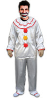 American Horror Story Twisty The Clown Costume And Mouth Piece