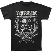 Marduk Frontschwein Shield T-Shirt