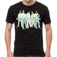 Backstreet Boys Cut Out Slim-Fit T-Shirt