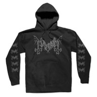 Mayhem Logo Pullover Hoodie