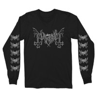 Mayhem Logo Long-Sleeve T-Shirt