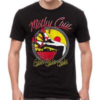 Motley Crue Heels Ver. 2 T-Shirt