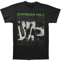 Cypress Hill Roll It Up Slim-Fit T-Shirt