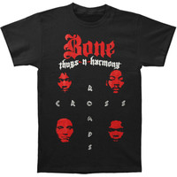 Bone Thugs-N-Harmony Crossroads #1 Slim-Fit T-Shirt