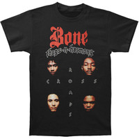 Bone Thugs-N-Harmony Crossroads #2 Slim-Fit T-Shirt