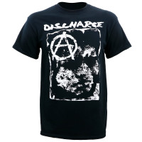 Discharge Hate Bomb T-Shirt