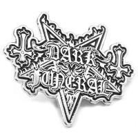 Dark Funeral Logo Enamel Pin