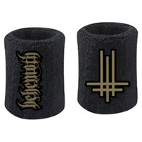 Behemoth Triumveritas Sweat Wristband