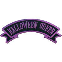 Kreepsville 666 Halloween Queen Arch Embroidered Patch