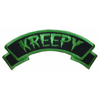 Kreepsville 666 Kreepy Arch Embroidered Patch