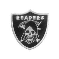 Kreepsville 666 Reapers Embroidered Patch
