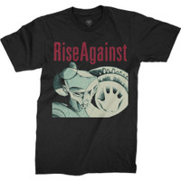 Rise Against The Unravelling Slim-Fit T-Shirt