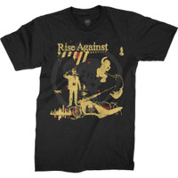 Rise Against Appeal To Reason Slim-Fit T-Shirt