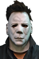 Halloween II Michael Myers Front Face Mask
