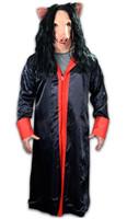 Saw Jigsaw Robe Adult Costume