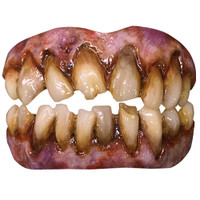 Bitemares Horror Zombie Costume Teeth