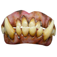 Bitemares Horror Ogre Costume Teeth