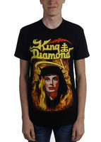 King Diamond Fatal Portrait T-Shirt