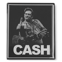 Johnny Cash Bird Lapel Pin