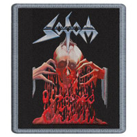"Sodom Obsessed by Cruelty Patch 3.5"" x 5"""