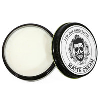 Don Juan Handcrafted Matte Cream Pomade 4oz