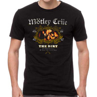 Motley Crue The Dirt T-Shirt