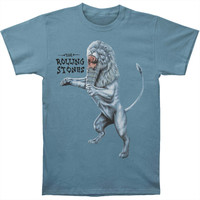 The Rolling Stones Bridges To Babylon Slim-Fit T-Shirt Blue