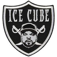 Ice Cube Raiders Logo Patch