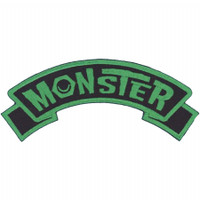 Kreepsville 666 Arch Monster Embroidered Patch