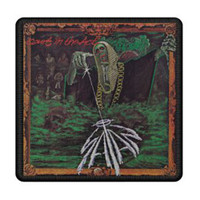 Satan Court In The Act Album Logo Embroidered Patch