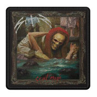 Satan Cruel Magic Album Logo Embroidered Patch