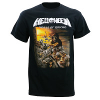 Helloween Walls of Jericho T-Shirt