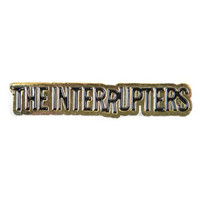 The Interrupters Classic Logo Enamel Pin