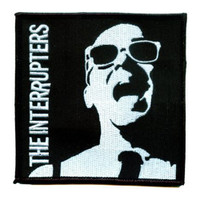 The Interrupters Say It Out Loud Embroidered Patch