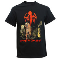 Satan Court In The Act T-Shirt