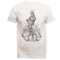 Bad Religion Statue T-Shirt White