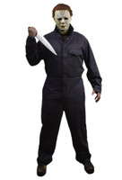 Halloween 2018 Adult Michael Myers Deluxe Coveralls