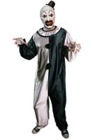 Terrifier Art The Clown Adult Costume