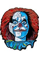 Dead Silence Mary Shaw Clown Enamel Pin
