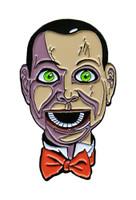 Dead Silence Billy Puppet Enamel Pin