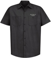 Lucky 13 Cisco Kid Work Shirt