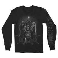 Abbath Outstrider Long Sleeve T-Shirt