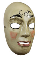 The Purge Anarchy God Injection Molded Mask