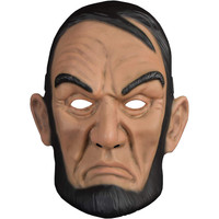 The Purge Election Year Abe Lincoln Injection Molded Mask