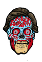 They Live Wall Decor Collection Series 1