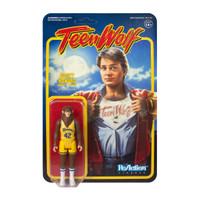 "Super7 Teen Wolf Scott Howard Varsity ReAction Figure 3.75"""