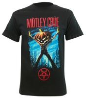Motley Crue Pumpkin Head T-Shirt